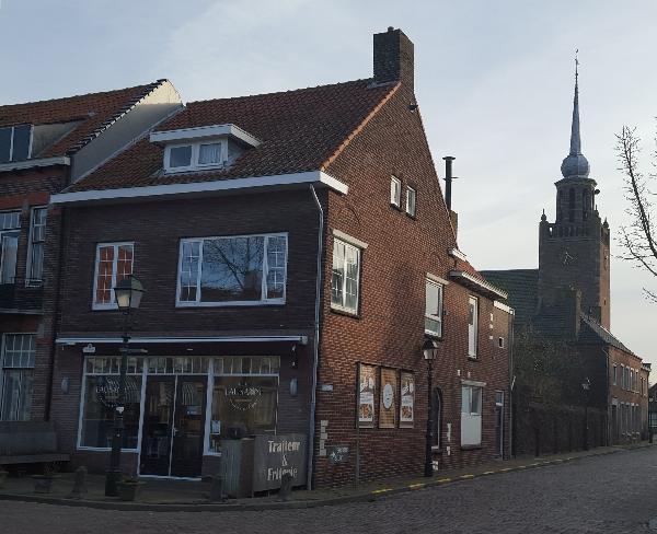 Instapklaar Cafetaria / Traiteur te huur/koop in IJzendijke. foto 9
