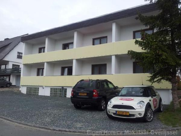 Hotel in Züschen 5 kilometer van Winterberg Top Locatie Sauerland foto 8