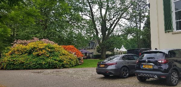 GERESERVEERD - Bistro het Koetshuis Enschede 450 m² Horeca groot terras en park foto 27