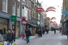 Super nette cafetaria in het centrum van Leiden met 3 kamer bovenwonin foto 6