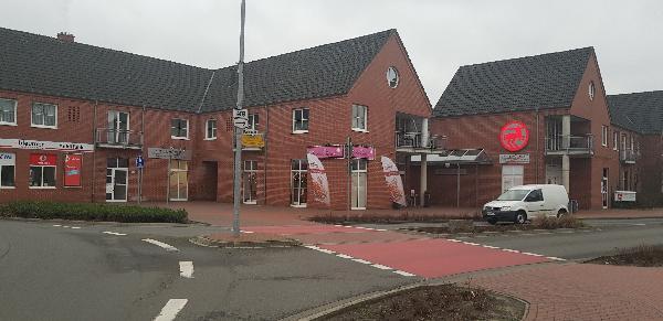 Imbiss Bistro Cafetaria Snackbar Emlichheim Duitsland foto 2