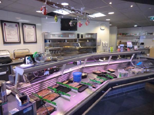 Surhuisterveen Rauwerda's visplaza Nieuw foto 3