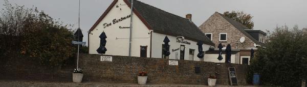 Knus restaurant in de polders van Hulst aan de Westerschelde.