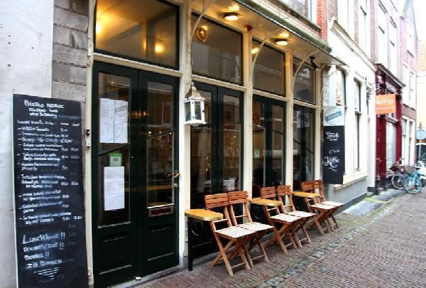 Goedlopende lunchroom te koop centrum Leiden