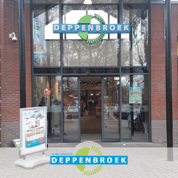 Horeca units in Winkelcentrum Deppenbroek ca.225m² of ca.90m² of ca.135m²