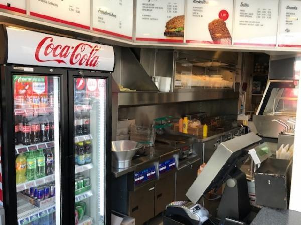 Cafetaria / automatiek te koop in centrum Rotterdam foto 6