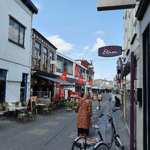 Winkelpand te huur in de  Noordstraat Terneuzen. foto 3