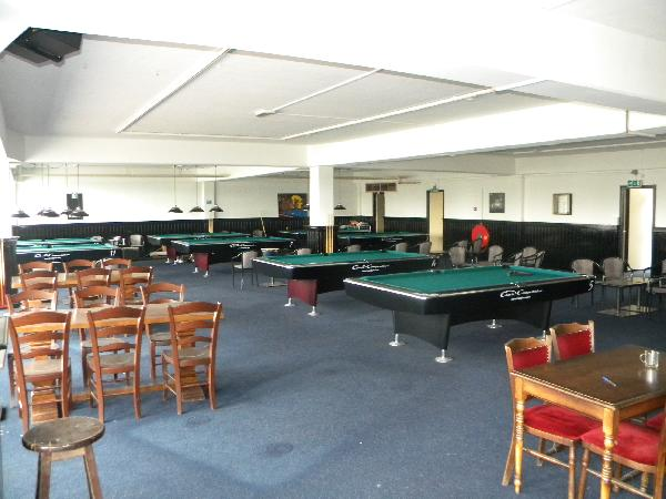 Party & Pool Carambole Dart Centrum Almelo 3 etages horeca 1800m2 foto 21