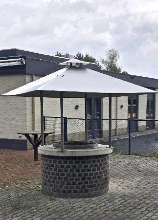 Restaurant - kantoorgebouwen - Parc Patersven - Wernhout foto 5