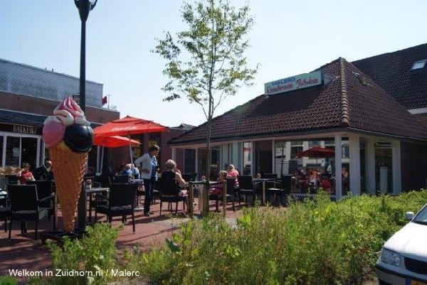 Zuidhorn VERKOCHT lunchroom IJssalon foto 4