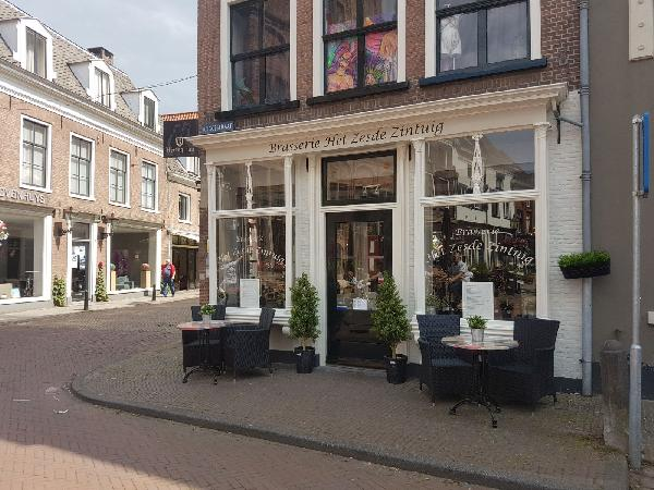Brasserie Het Zesde Zintuig in Doesburg foto 1