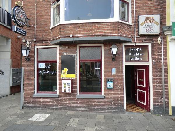 Cafe centrum Groningen casco VERHUURD foto 2